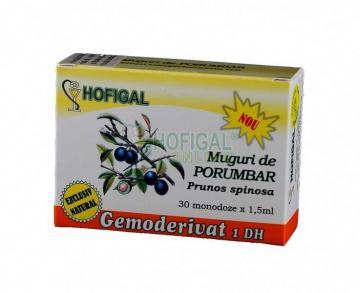 Gemoderivat Muguri De Porumbar 30 monodoze *1.5 ml